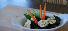 סושי רופוד  RAW FOOD