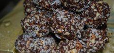 כדורי שוקולד רופוד RAW FOOD