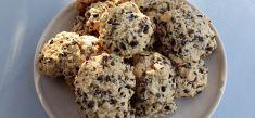 עוגיות שוקלד צ'יפס יותר בריאות