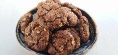 עוגיות שוקולד שיבולת שועל בריאות
